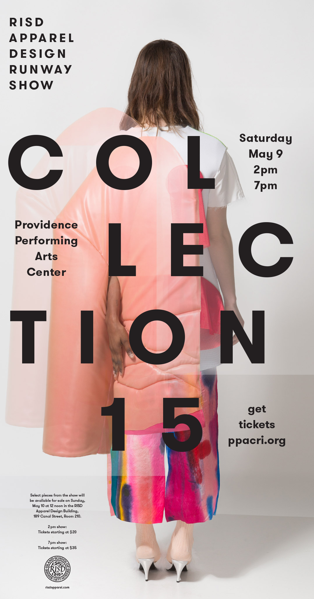 RISD Collection 2015 Poster
